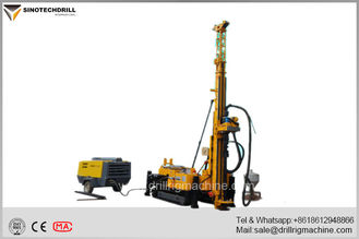 Chiny Air Reverse Circulation / Diamond Wire Line Drill Rig Machine 5936nm Rotary Torque dostawca